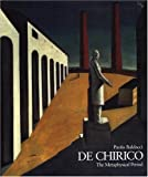 img - for DE CHIRICO: The Metaphysical Period by Paolo Baldacci (1997-05-01) book / textbook / text book