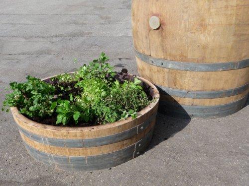 Hochbeet-Kruterbeet-Pflanzbeet-aus-echtem-Weinfass-2er-Set-Hhe-75-cm-Durchm-64-cm-aus-Holz-Eiche-original-Temesso-Fass