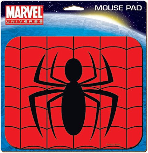 Ata-Boy / Marvel Comics Mouse Pad, Spider Man Logo ata