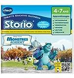 Vtech - 231905 - Storio 2 et générations suivantes - Jeu éducatif - Monstres Academy