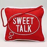 TAG Sweet Talk Door Hanger Pillow