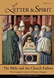 img - for Letter & Spirit, Vol. 7: The Bible and the Church Fathers: The Liturgical Context of Patristic Exegesis (Letter and Spirit) book / textbook / text book
