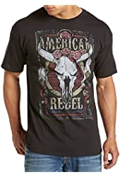 American Rebel Big & Tall Short Sleeve Graphic T-Shirt