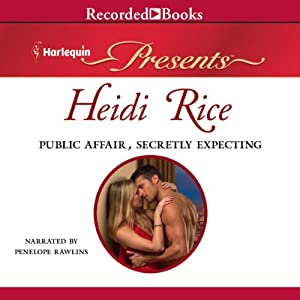 Public Affair, Secretly Expecting | [Heidi Rice]