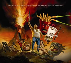 Aqua Teen Hunger Force Colon Movie Film
