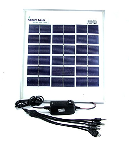 Adhara Solar Mobile Charger for Smart Phones