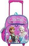 Disney Frozen 12 Toddler Rolling Backpack