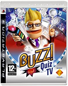 Buzz Quiz Tv Ps3 Buzzers Not Included from Sony