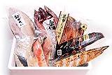 築地魚群 築地魚群セット 梅 漬け魚・干物・炭火焼き 特選海鮮セット! ランキングお取り寄せ