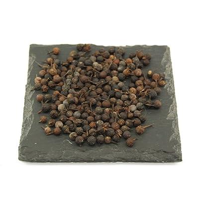 Kubebenpfeffer - schwarze ganzer Pfefferkörner (Langschwanzpfeffer) 60 Gr. von BenCondito - Gewürze Shop