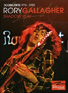 Shadow Play: The Rockpalast Collection [DVD] [2009]