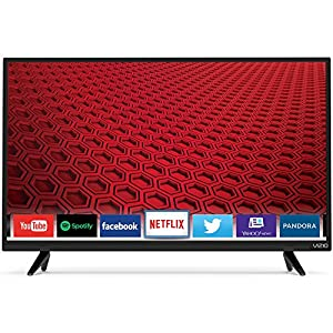 VIZIO E50-C1 50-Inch 1080p 120Hz Smart LED TV (Refurbished) from VIZIO