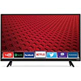 VIZIO E50-C1 50-Inch 1080p 120Hz Smart LED TV (Refurbished)