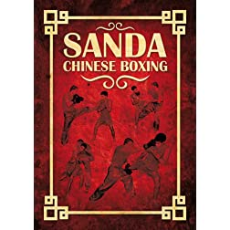 Sanda - Chinese Boxing by Olivier Marty