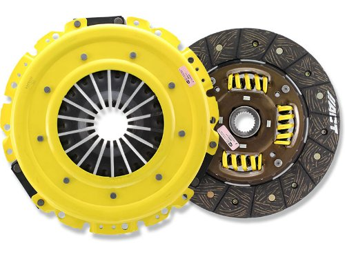 Act Ts3-Hdss Hd Pressure Plate With Performance Street Sprung Clutch Disc
