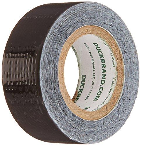ShurTech-MDT-2309-Mini-Duck-Tape-075-by-15-Feet-Black