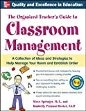 img - for The Organized Teacher's Guide to Classroom Management with CD-ROM book / textbook / text book
