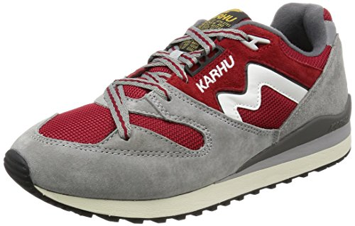Karhu, Synchron Classic, F802541, sneakers , rosso (41.5)