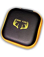 BoneView Weather-Resistant Storage Case for Trail Camera Card Reader SD Cards