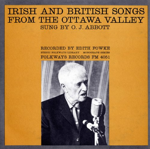 Irish & British Songs from the Ottawa Valley