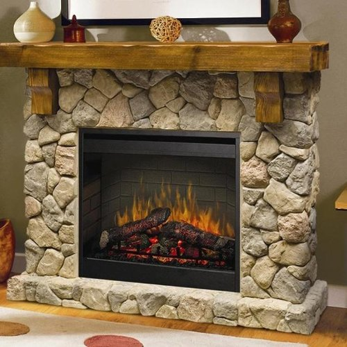Dimplex Fieldstone 55-inch Electric Fireplace - Stone - Smp-904-st picture B009IIVN6A.jpg