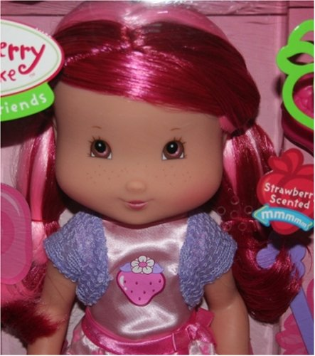 Buy Playmates Strawberry Shortcake Blossom Friends Strawberry Shortcake Doll
