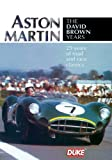 echange, troc Aston Martin - The David Brown Years [Import anglais]