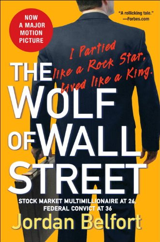 The Wolf of Wall Street ISBN-13 9780553384772