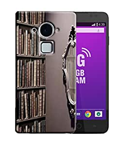 PrintFunny Designer Printed Case For CoolpadNote3
