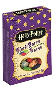 Harry Potter Candy - Bertie Botts Beans 1.2oz box