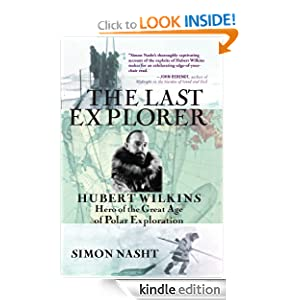 Kindle Daily Deal: The Last Explorer