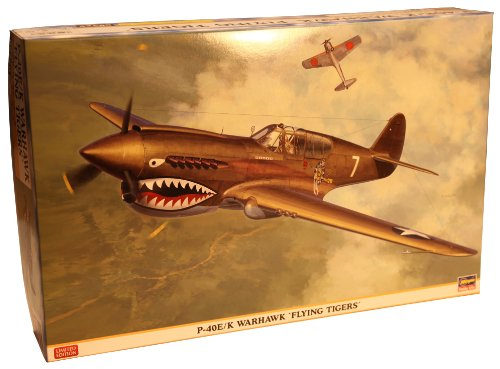 Hasegawa 1:32 - P-40E/K Warhawk - H-ST08226
