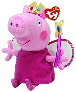 Ty Beanie Babies Princess Peppa Plush by Ty Beanie Babies