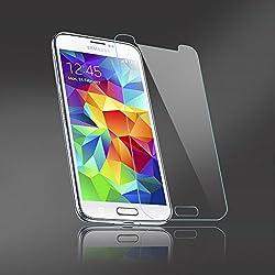 Samsung A5 Screen Guard, Kohinshitsu Tempered Glass Screen Protector for Samsung A5