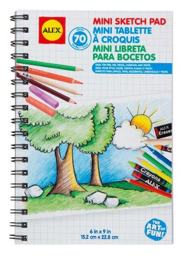 ALEX Toys Artist Studio Mini Sketch Pad - 1
