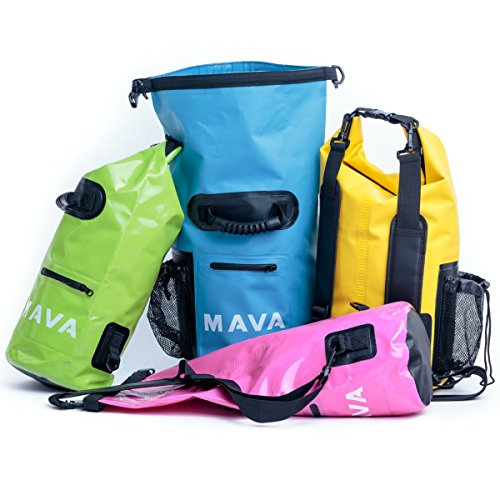 Heavy Duty Waterproof Dry Bag by Mava Sports