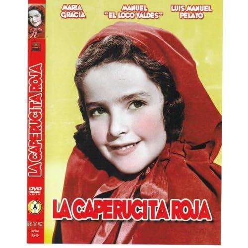 LA CAPERUCITA ROJA [*NTSC/Region 1&4 dvd. Import - Latin America