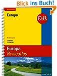 Falk Reiseatlas Europa