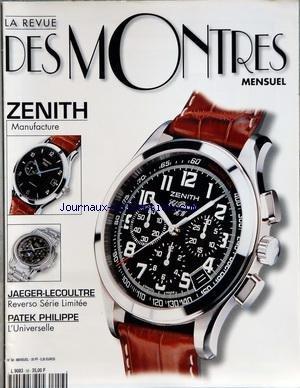 revue-des-montres-la-no-56-du-01-06-2000-zenith-manufacture-kaeger-lecoultre-reverso-serie-limitee-p