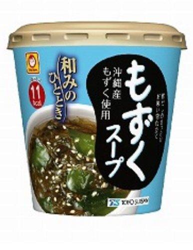 和みのひととき もずくスープ 4g×6食