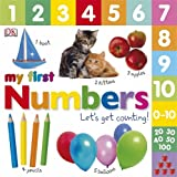 Numbers Let's Get Counting (My First Board Book)