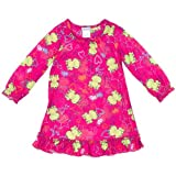 Komar Kids Pink Frog Nightgown For Girls