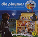 echange, troc Die Playmos, David Wittmann, Gerrit Schmidt-Foß, Ricardo Richter, Ulrike Sturzbecher, Various - Chaos in der Hermanstrasse - CD4 (Playmobil)