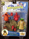 Muppets Koozebane Kermit with Red & Orange Koozebanians