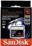 サンディスク [Sandisk] 1067倍速(160MB/s)を実現 Extreme Pro CFカード 16GB(UDMA7対応) SDCFXPS-016G-X46