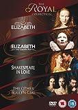 The Royal Collection - 4-DVD Box Set ( Elizabeth / Elizabeth: The Golden Age / Shakespeare in Love / The Other Boleyn Girl ) ( Elizabeth: The Virgin Queen / Elizabeth - L'�ge d'or [ NON-USA FORMAT, PAL, Reg.2.4 Import - United Kingdom ]