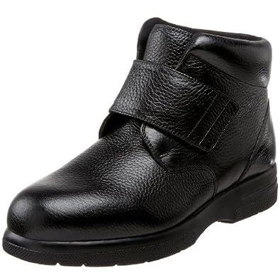 Drew Shoe Men's Big Easy Boot,Black,7 4E US
