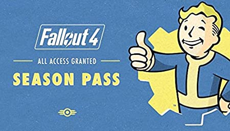 Fallout 4 - Season Pass - PC [Download Code]