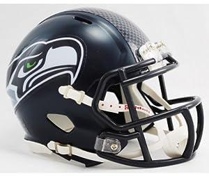 NFL Seattle Seahawks Revolution Speed Mini Helmet by Riddell