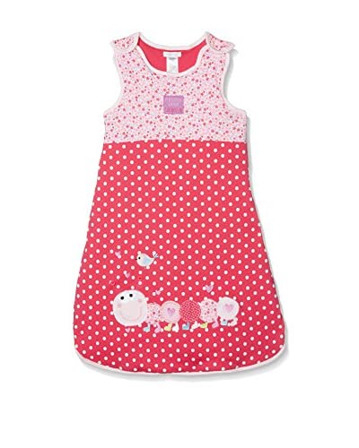 Pitter Patter Baby Gifts Schlafsack rosa